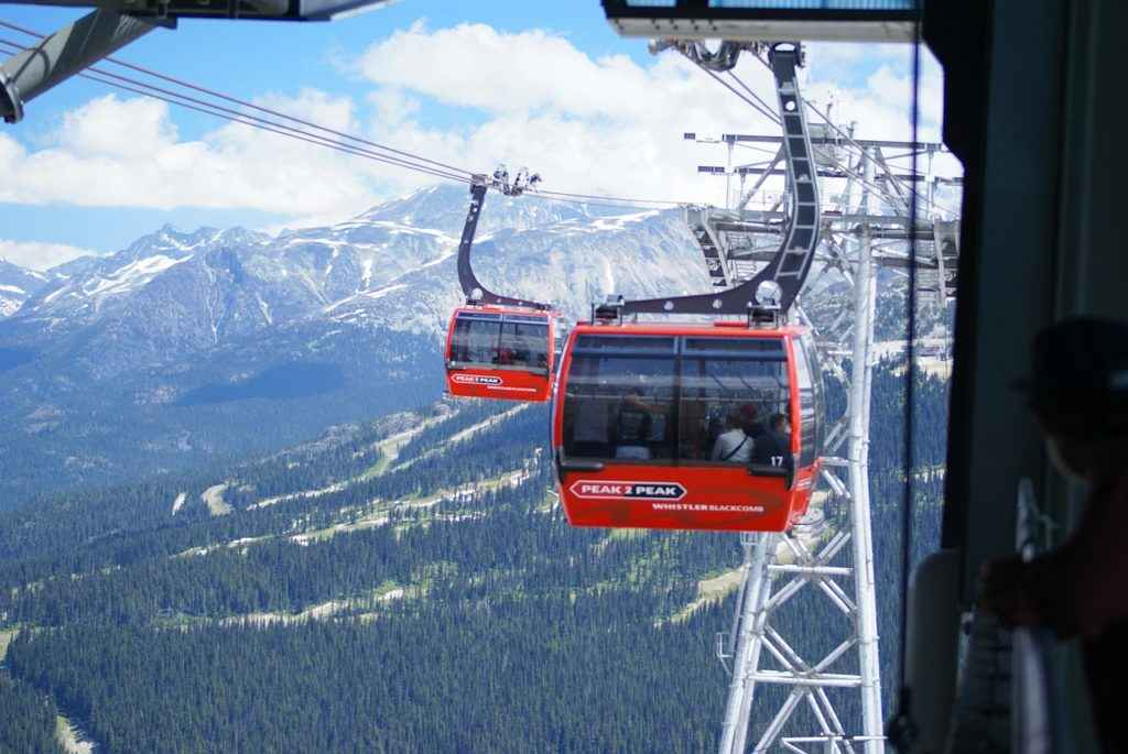 cable lift canada