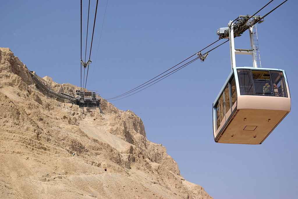cable lift israel