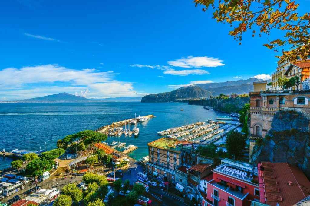 sorrento city italy