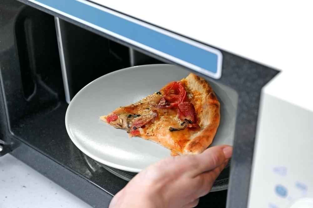 pizza microwave